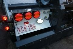Bumper met LED verlichting